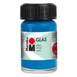 Marabu Glasfarbe 15ml enzian