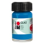Marabu Glasfarbe 15ml enzian