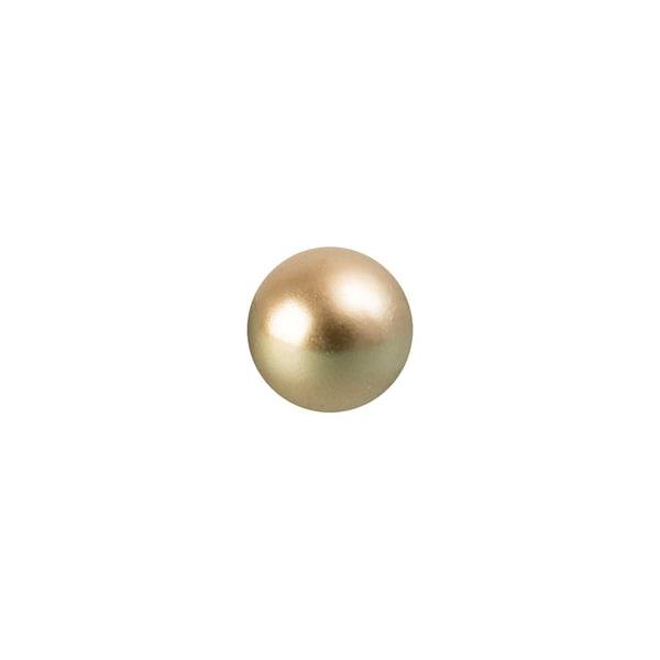 Rico Design Renaissanceperle 3mm 120 Stück gold matt