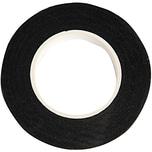 Rico Design Kreppwickelband 12mm 27,5m schwarz