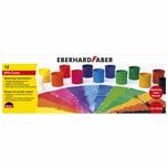 Eberhard Faber Malfertige Deckfarben 13 Farben à 18ml