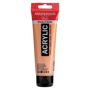 AMSTERDAM Acrylfarbe 120ml neapelgelb rot