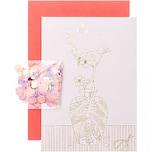 Paper Poetry Grußkartenset Hygge Kirschblüten
