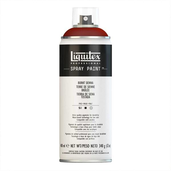 Liquitex Acrylspray 400ml siena gebrannt