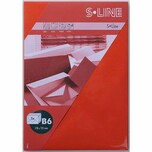 Artoz Kuvert S-Line B6 90g/m² 5 Stück rot