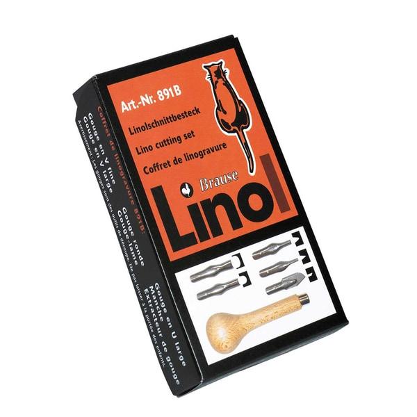 ExaClair Linolschneid Set