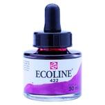 ECOLINE flüssige Wasserfarbe 30ml rotbraun