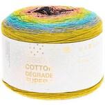 Rico Design Creative Cotton Dégradé Super6 200g 800m multicolor