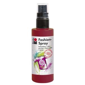 Marabu Fashion Spray 100ml bordeaux
