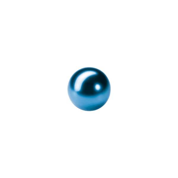Rico Design Renaissanceperle 4mm 100 Stück dunkelblau
