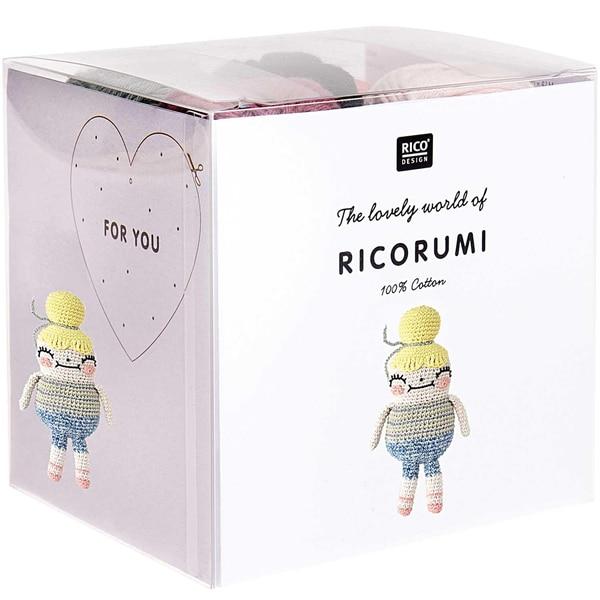 Rico Design Häkelset Ricorumi Crazy Cute Family Freundin