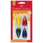 Faber Castell Malkreide Birne 4 Stück