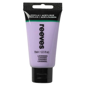 reeves Acrylfarbe 75ml lavendel