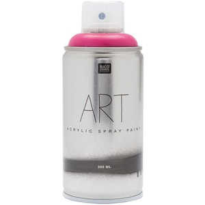 Rico Design Art Acrylic Spray 250ml magenta