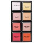 Paper Poetry Tusche-Stempelkissen Set 8 Farben Valentine´s Mix