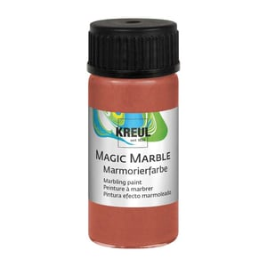 KREUL Magic Marble Marmorierfarbe 20ml kupfer