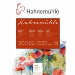 Hahnemühle Aquarellblock matt 200g/m² 20 Blatt 30x40cm
