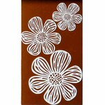 Artoz Laser Cut Papierdeko Blumen 3 Stück