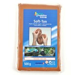 GLOREX Soft-Ton terracotta 500 g