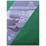 Artoz Bogen Serie 1001 A4 5 Stück tannengrün