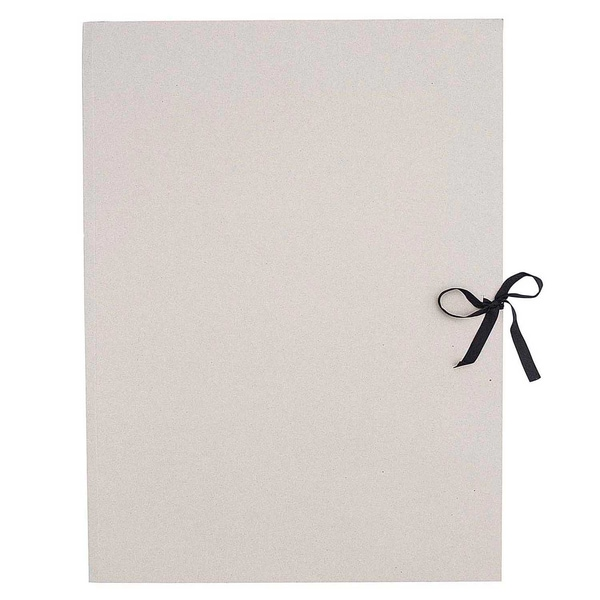 Paper Poetry Zeichenmappe grau 50x70cm