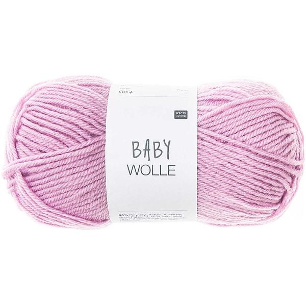 Rico Design Babywolle 50g 150m pink