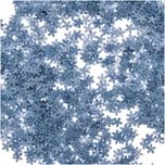 Blütenstreu blau 14g