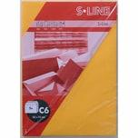 Artoz Kuvert S-Line C6 100g/m² 5 Stück goldgelb