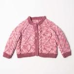 Strickset Jacke Modell 07 aus Rico Baby Nr. 023 98/104