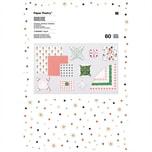 Paper Poetry Origami Faltpapier Set Puristic Christmas 60 Blatt