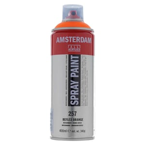 AMSTERDAM Spray 400ml reflexorange