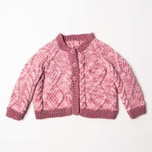 Strickset Jacke Modell 07 aus Rico Baby Nr. 023 110-128