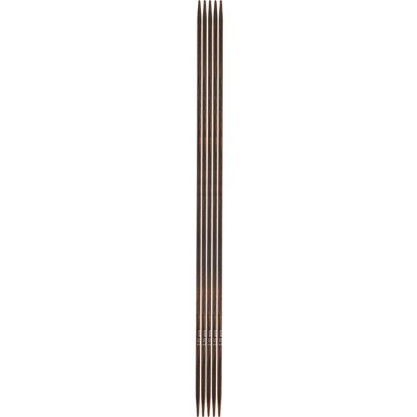 KnitPro Nadelspiel 20cm Birkenholz 2,5