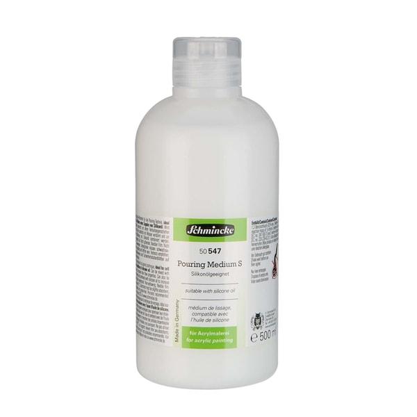 Schmincke Pouring Medium silikonölgeeignet 500ml