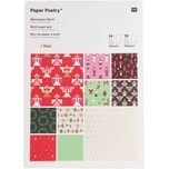 Paper Poetry Motivpapierblock Christmas is in the air 30 Blatt