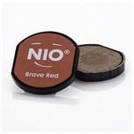 NIO Stempelkissen 4cm NI1004 brave red