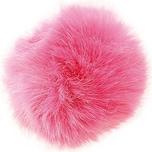 Rico Design Kunstfellbommel 5cm pink