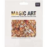 Rico Design Magic Art Blattmetall-Flocken mix