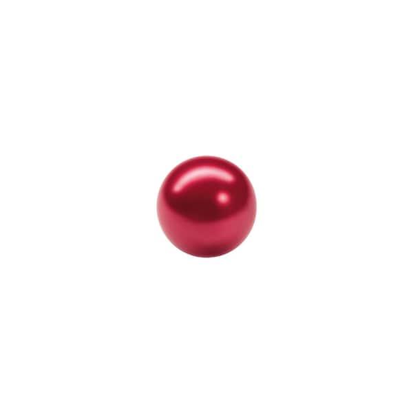 Rico Design Renaissanceperle 4mm 100 Stück rot