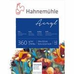 Hahnemühle Acrylmalkarton 24x32cm 360g/m² 10 Blatt
