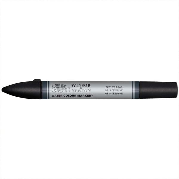 Winsor & Newton Aquarellmarker payne's gray
