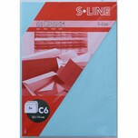 Artoz Kuvert S-Line C6 100g/m² 5 Stück hellblau
