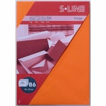 Artoz Kuvert S-Line B6 90g/m² 5 Stück orange