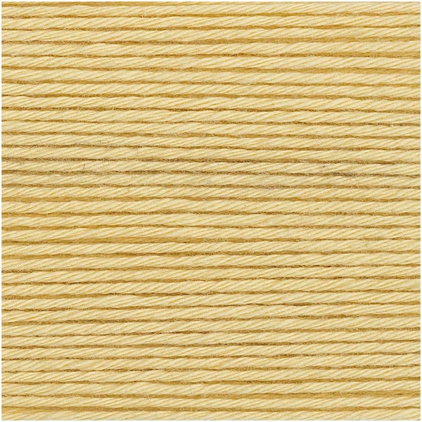 Rico Design Baby Cotton Soft dk 50g 125m safran