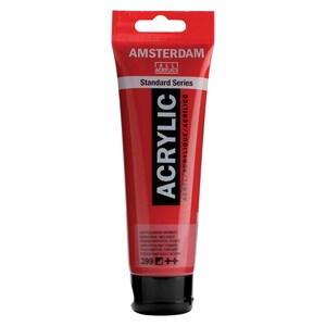 AMSTERDAM Acrylfarbe 120ml naphtholrot dunkel
