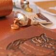 Schmincke Linoldruckfarbe 35ml gold