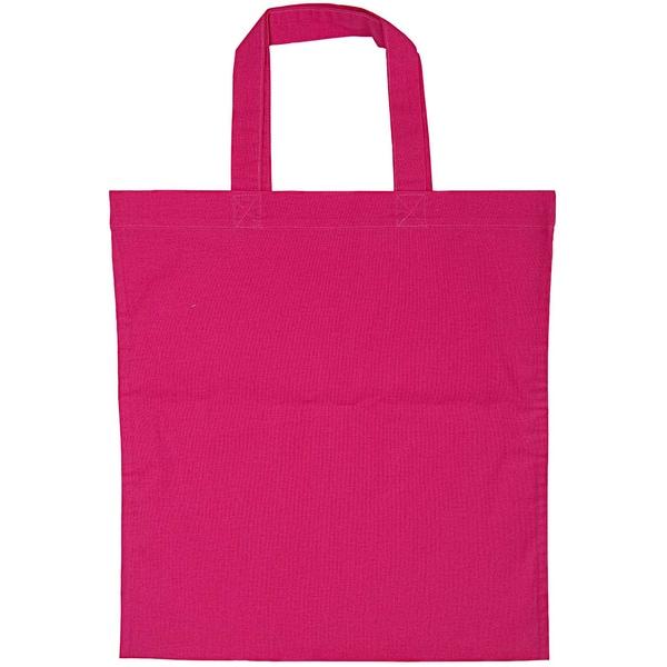 Rico Design Tragetasche pink 38x42cm
