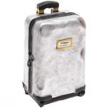 Spardose Koffer silber-schwarz 10x4,3cm