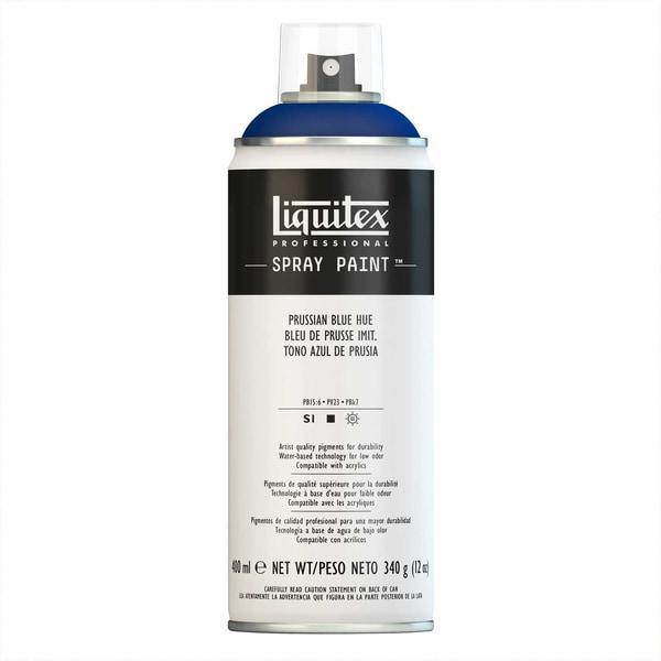 Liquitex Acrylspray 400ml preußisch blau