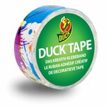 Duck Tape Klebeband 19mm 4,5m paint splatter